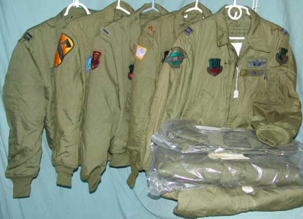 USAF use of Army nomex jackets? | Vintage Leather Jackets Forum