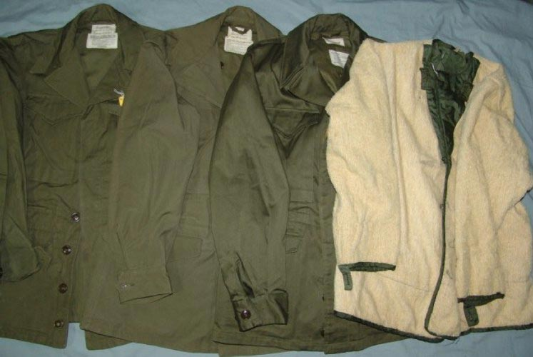 18d3cb21da5 Rarest Model of U. S. Army Field Jackets - see details and pictures below