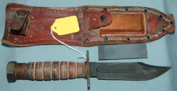 Weapons, Sheaths, Holsters, and etc