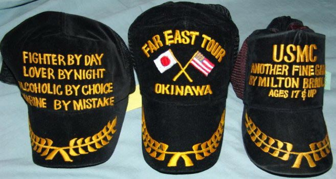 fa9dd1db24 4702 - Vintage Western-Pacific made Caps