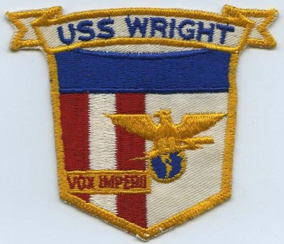 """USS Wright CC-2  """"Voice of Command"""""""