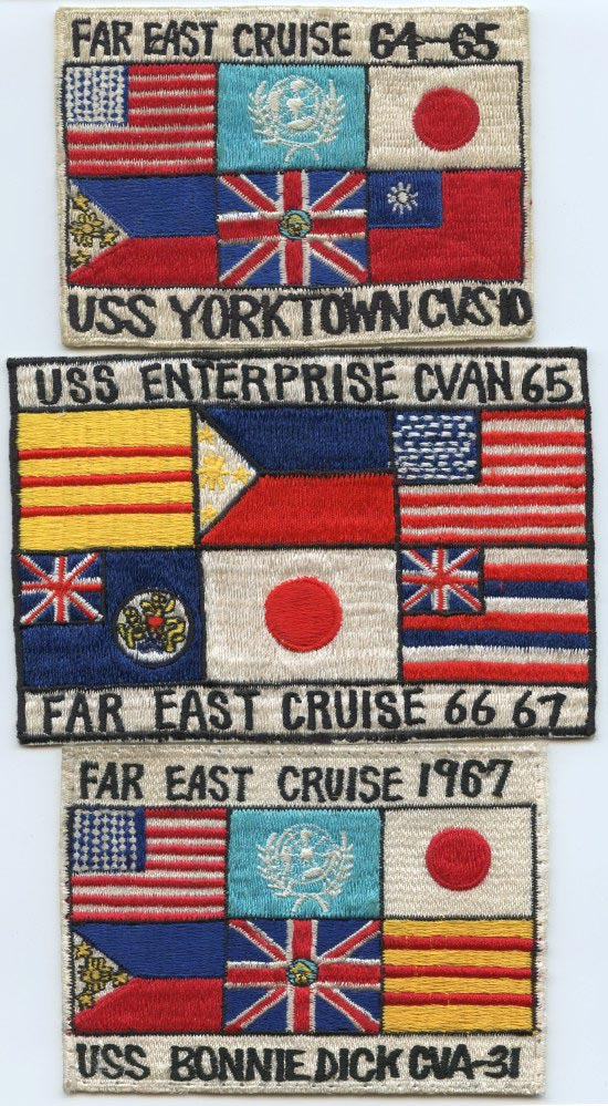 navy and coast guard patches