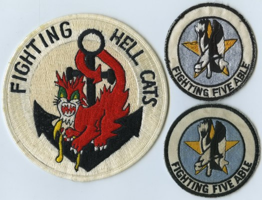 VR-1 STAR LIFTERS OD GREEN COMMAND CHEST PATCH