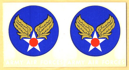 d4b2069c8d571 United States Army Air Corps & United States Army Air Forces