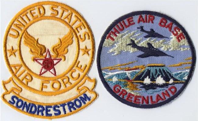 USAF AIR FORCE Nice Full Color Squadron Patch General Jacket pocket Novelty