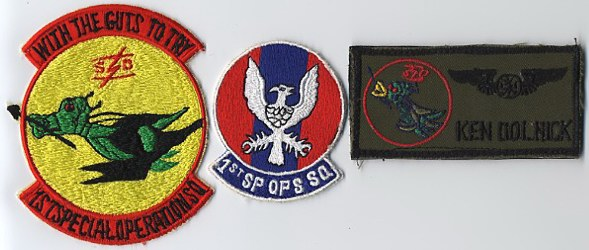 USAF SOS/ACS & Special Activity Units, Air America 1st - 19th